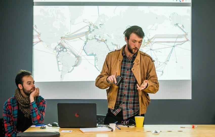 Nathan Gates en Plataforma Bogota